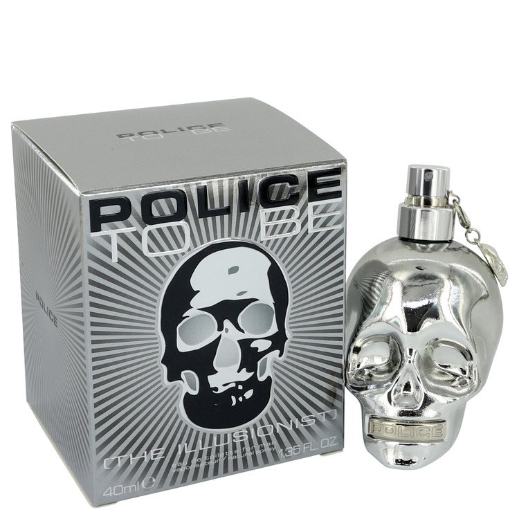Police To Be The Illusionist by Police Colognes 1.35 oz Eau De Toilette Spray for Men