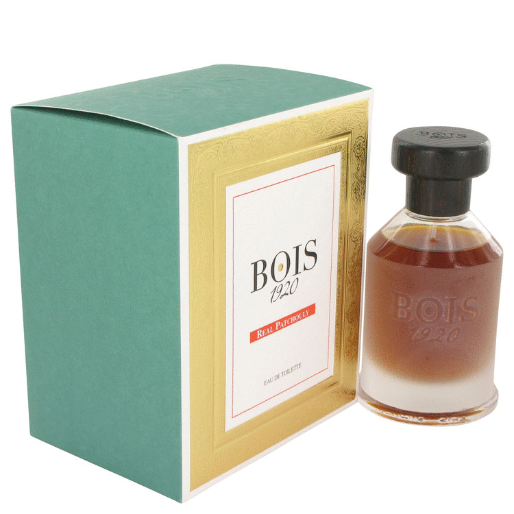 Real Patchouly by Bois 1920 3.4 oz Eau De Toilette Spray for Women