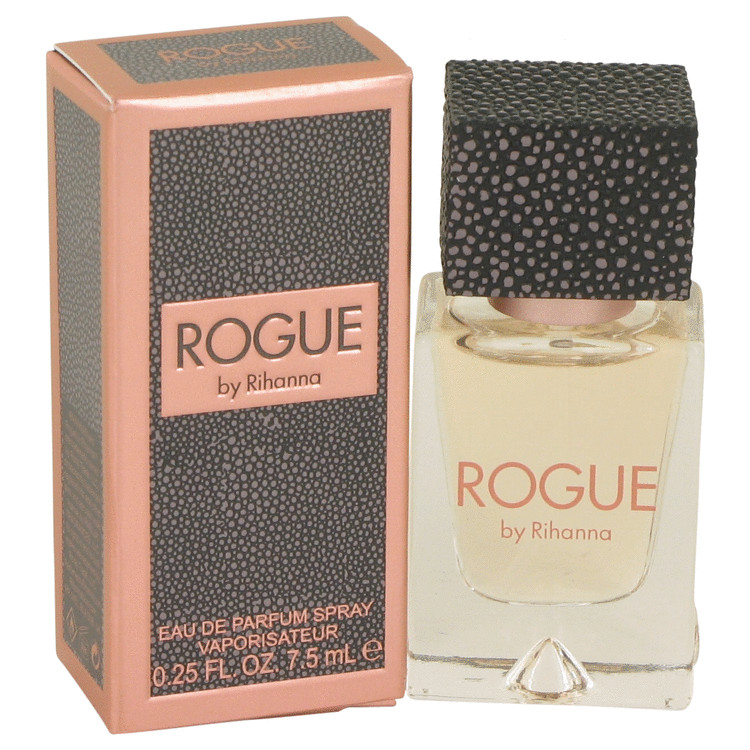 Rihanna Rogue by Rihanna Mini EDP Spray .25 oz for Women