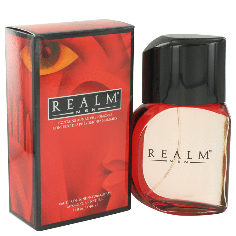 Realm by Erox 3.4 oz Eau De Toilette /Cologne Spray for Men