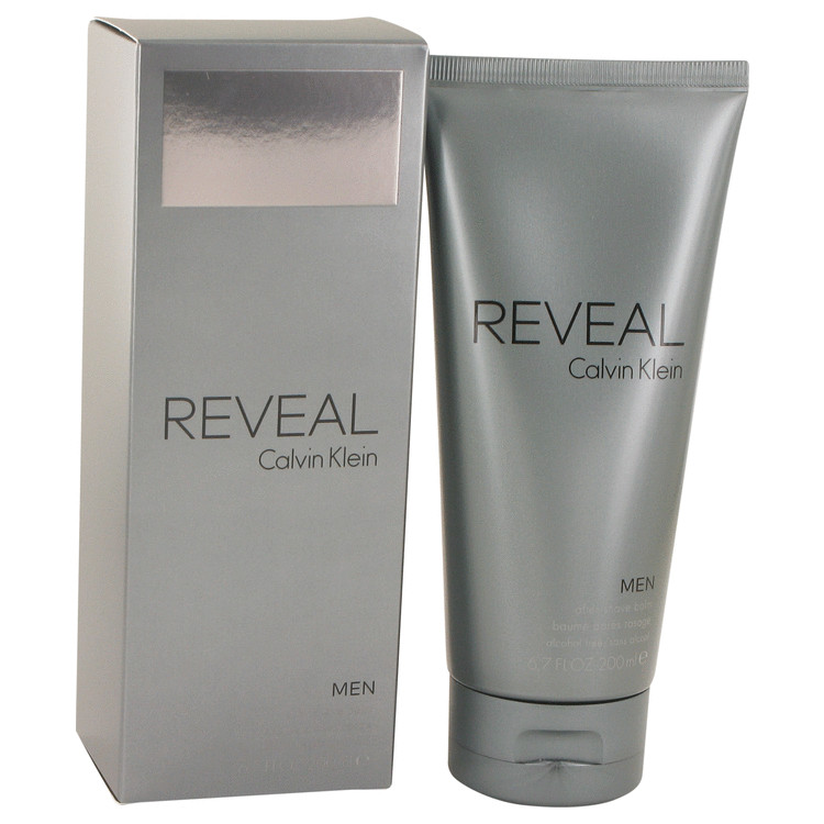 Reveal Calvin Klein by Calvin Klein After Shave Balm 6.7 oz for Men