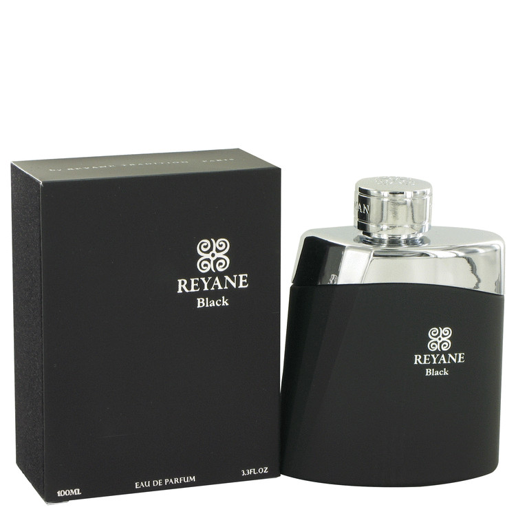 Reyane Black by Reyane Tradition 3.3 oz Eau De Parfum Spray for Women