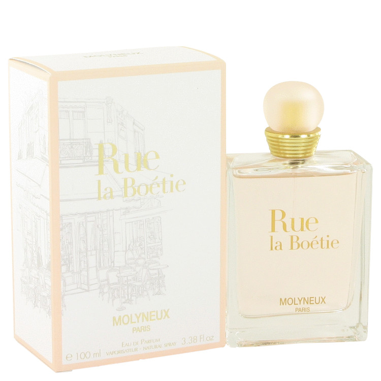 Rue La Boetie by Molyneux Eau De Parfum Spray 3.38 oz for Women