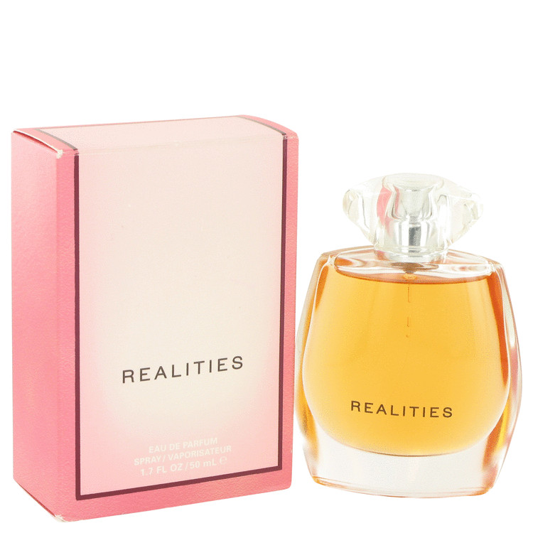 Realities (New) by Liz Claiborne Eau De Parfum Spray 1.7 oz for Women