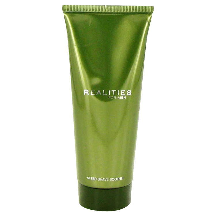REALITIES by Liz Claiborne After Shave Soother 3.4 oz for Men
