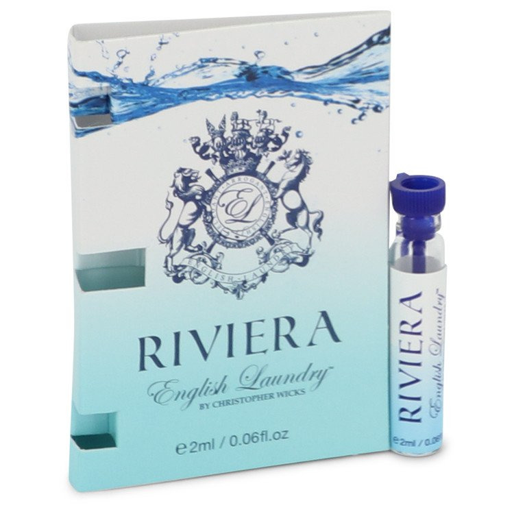 Riviera by English Laundry 0.05 oz Vial for Men