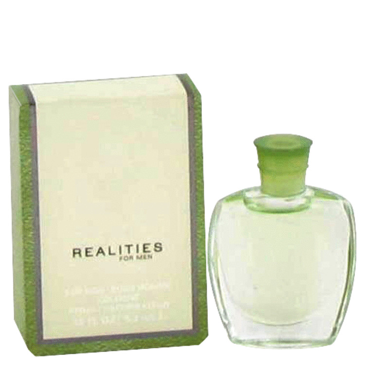 Realities (New) by Liz Claiborne Mini EDC (unboxed) .17 oz for Men