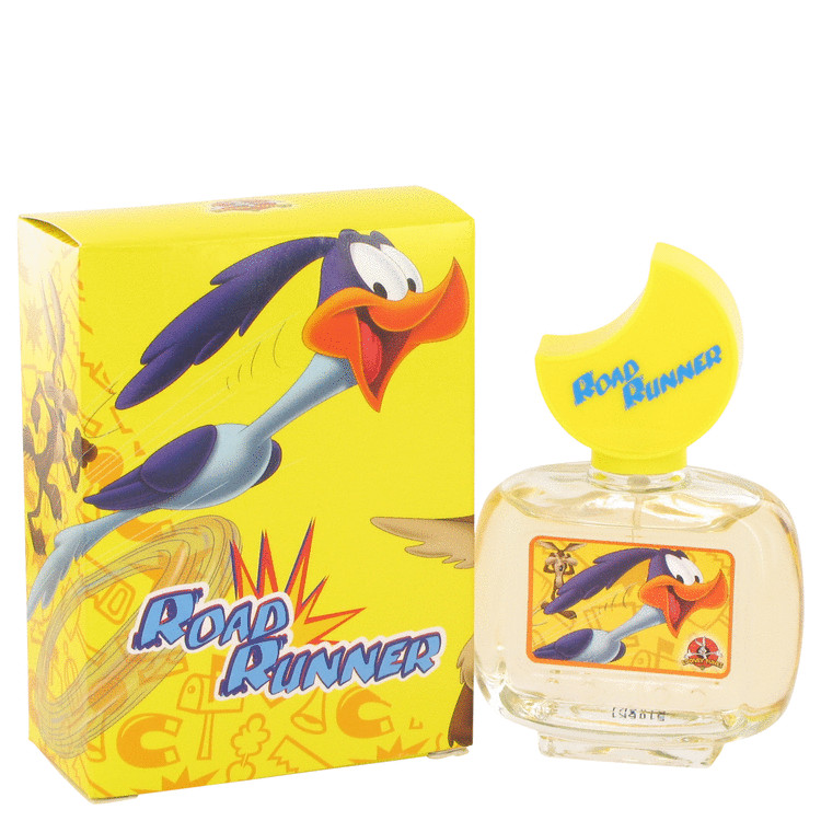Road Runner by Warner Bros 1.7 oz Eau De Toilette Spray for Men