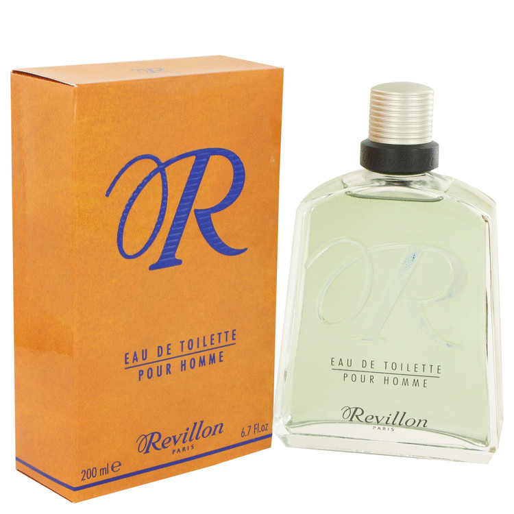 R De Revillon by Revillon Eau De Toilette 6.7 oz for Men