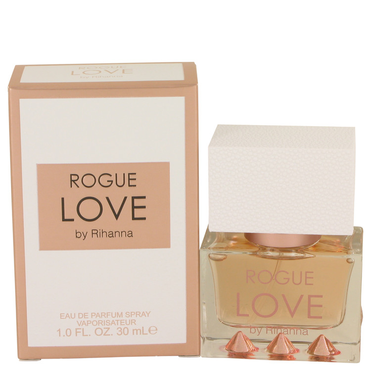 Rihanna Rogue Love by Rihanna 1 oz Eau De Parfum Spray for Women