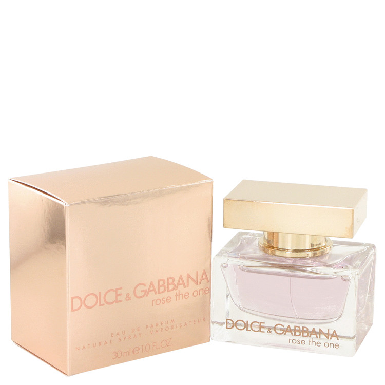Rose The One by Dolce & Gabbana Eau De Parfum Spray 1 oz for Women