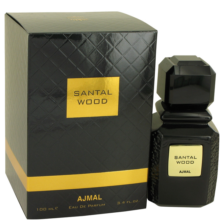Santal Wood by Ajmal 3.4 oz Eau De Parfum Spray for Women