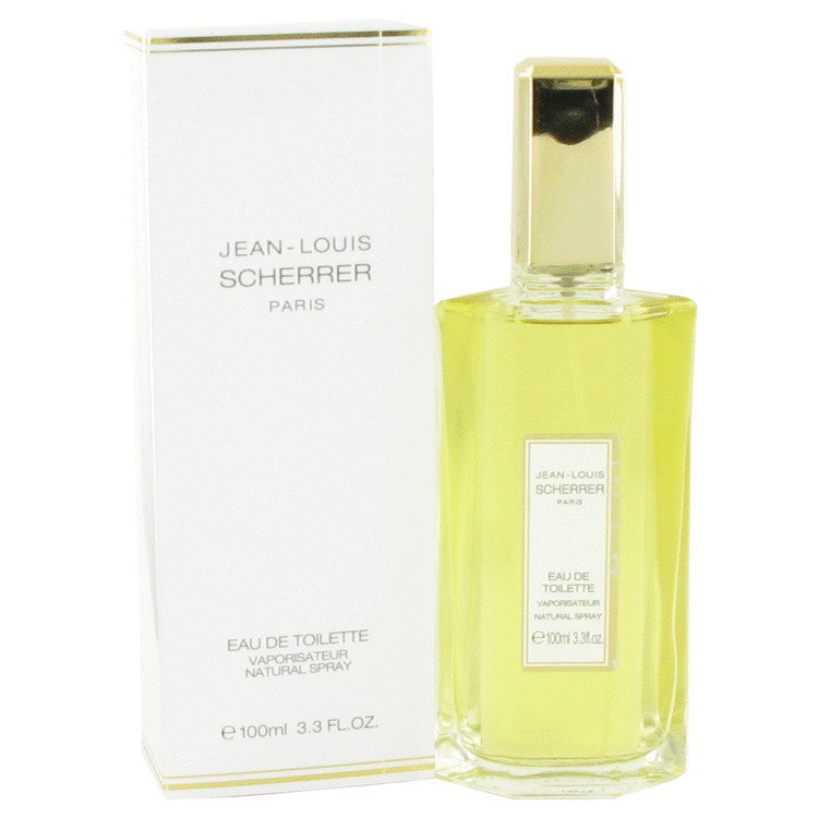 SCHERRER by Jean Louis Scherrer Eau De Toilette Spray 3.4 oz for Women