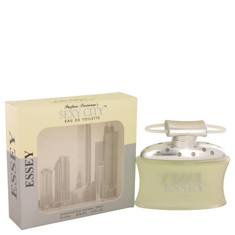 Sexy City Essey by Parfums Parisienne 3.3 oz Eau De Toilette Spray for Women