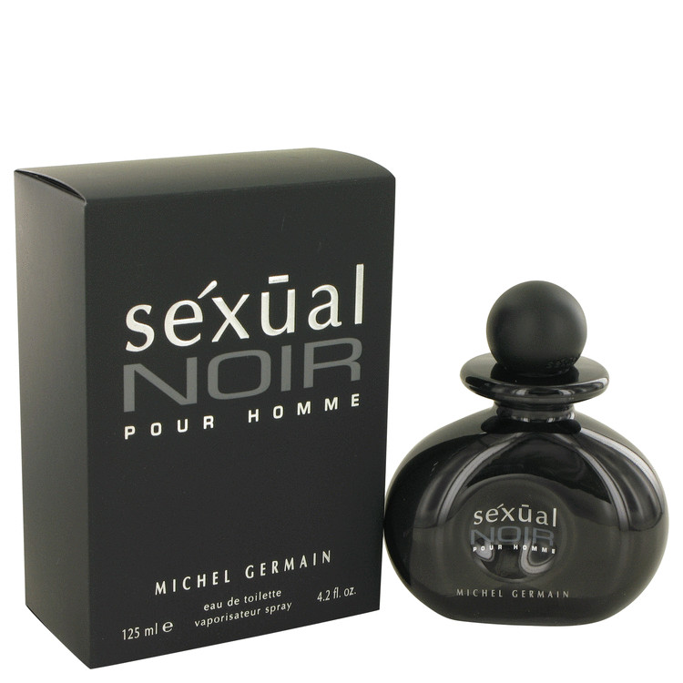 Sexual Noir by Michel Germain 4.2 oz Eau De Toilette Spray for Men