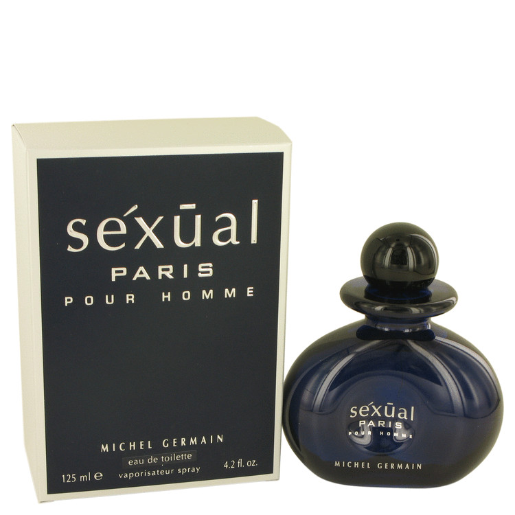 Sexual Paris by Michel Germain 4.2 oz Eau De Toilette Spray for Men