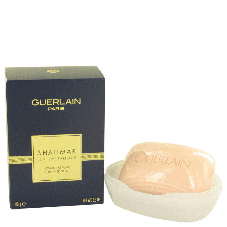 Shalimar by Guerlain 3.5 oz Soap for Women