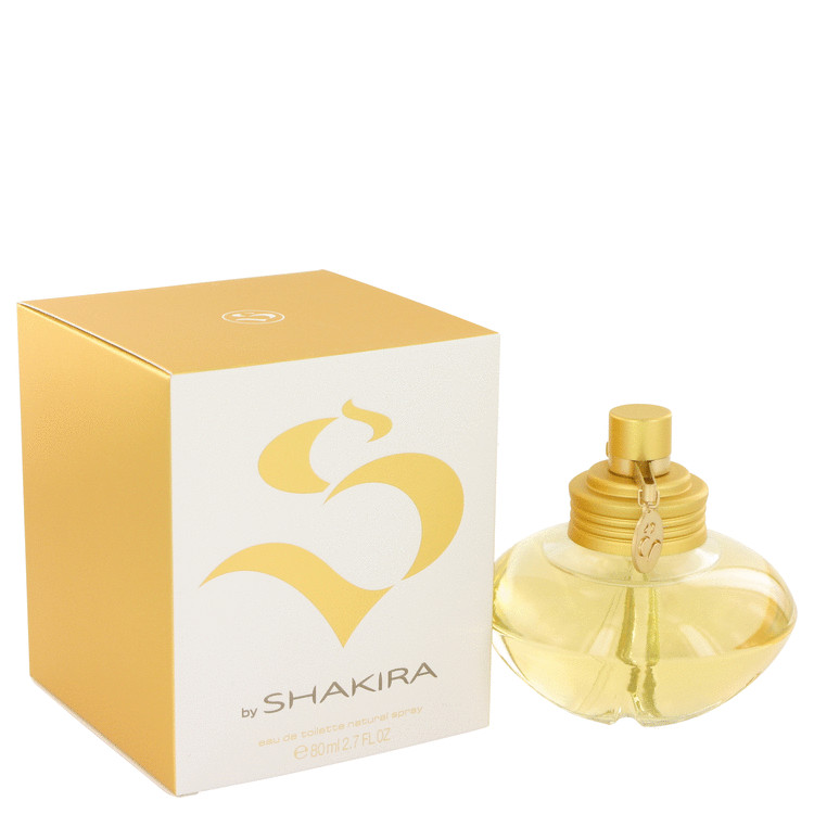 Shakira S by Shakira 2.7 oz Eau De Toilette Spray for Women