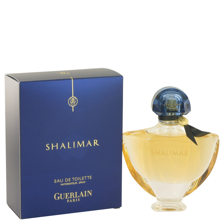 Shalimar by Guerlain 1.7 oz Eau De Toilette Spray for Women