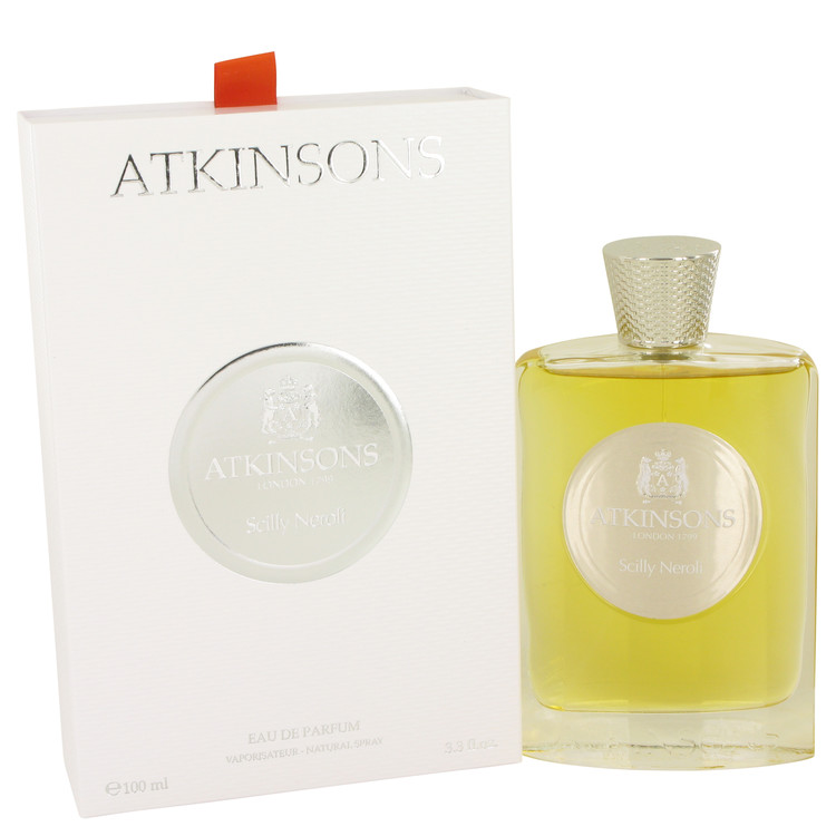 Sicily Neroli by Atkinsons 3.3 oz Eau De Parfum Spray for Women