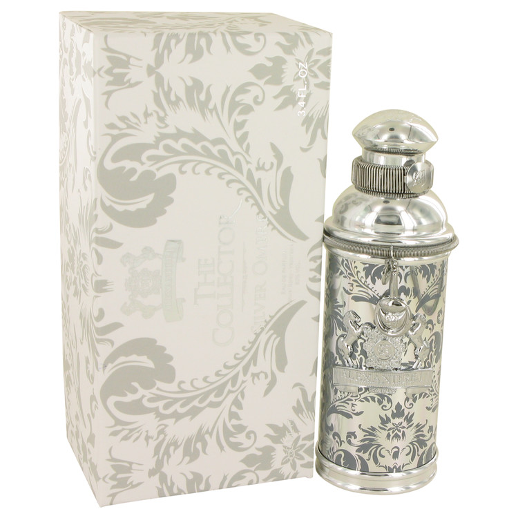 Silver Ombre by Alexandre J 3.4 oz Eau De Parfum Spray for Women