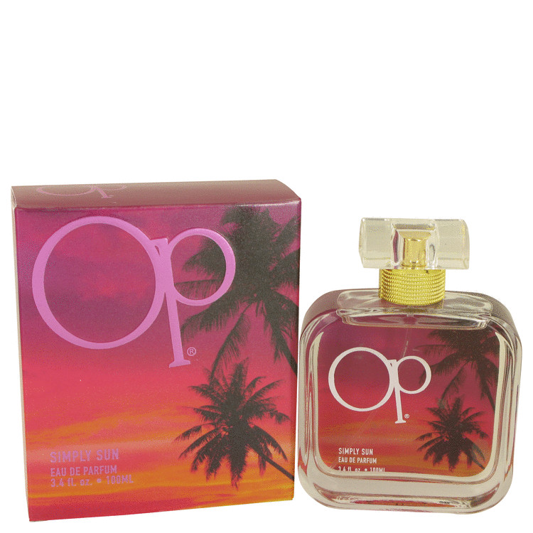Simply Sun by Ocean Pacific 3.4 oz Eau De Parfum Spray for Women