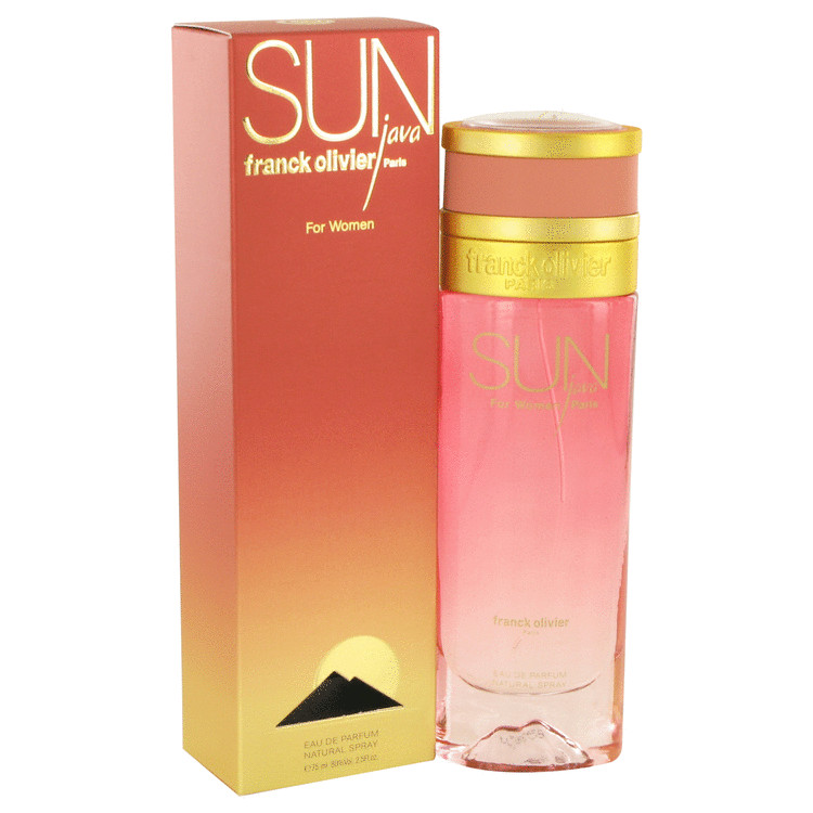 Sun Java by Franck Olivier 2.5 oz Eau De Parfum Spray for Women