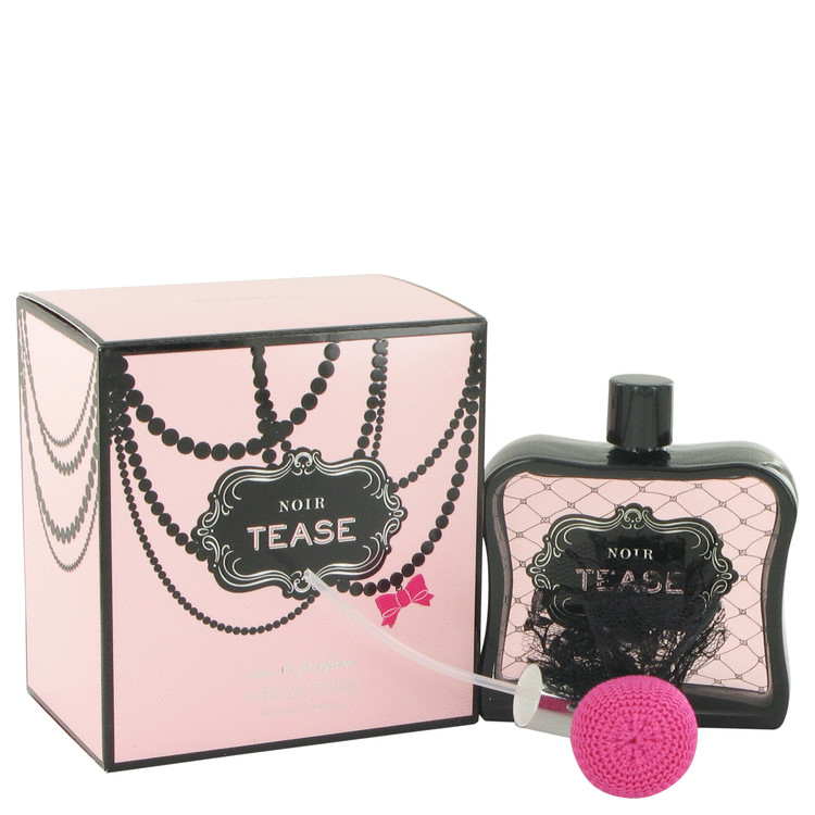 Sexy Little Things Noir Tease by Victoria's Secret Eau De Parfum Spray 3.4 oz for Women