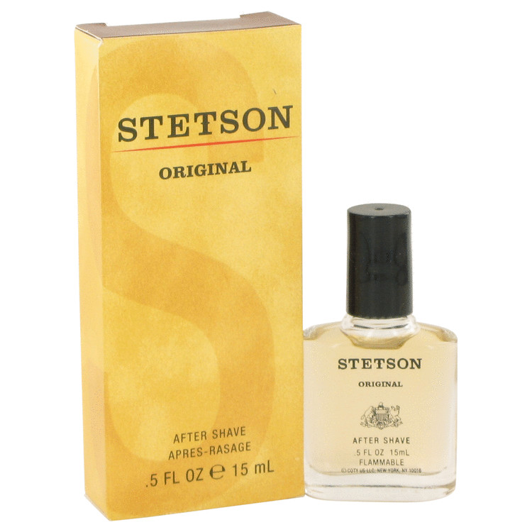 Stetson by Coty 0.5 oz After Shave for Men