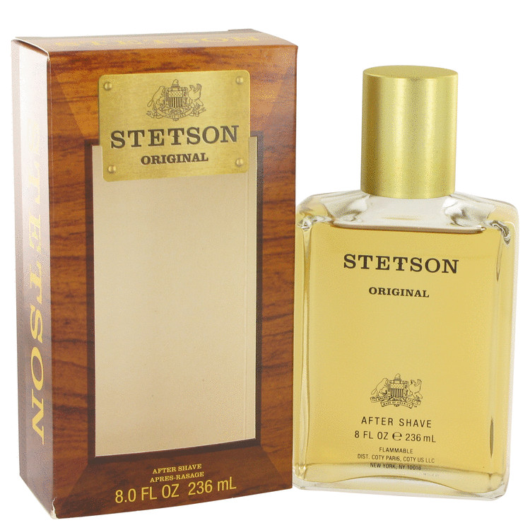 Stetson by Coty 8 oz After Shave for Men