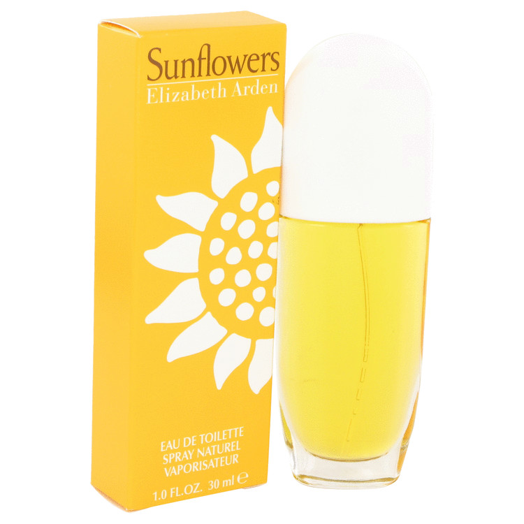SUNFLOWERS by Elizabeth Arden Eau De Toilette Spray 1 oz for Women