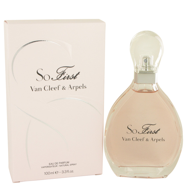So First by Van Cleef & Arpels 3.3 oz Eau De Parfum Spray for Women