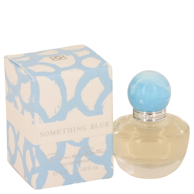 Something Blue by Oscar De La Renta 0.13 oz Mini EDP for Women