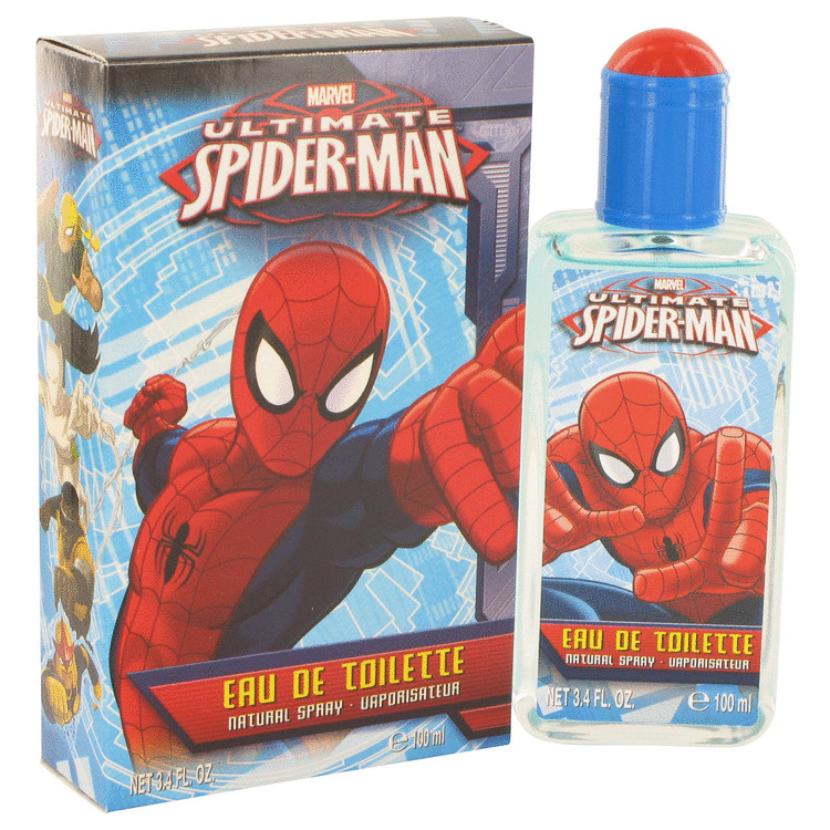 Spiderman by Marvel Eau De Toilette Spray 3.4 oz for Men