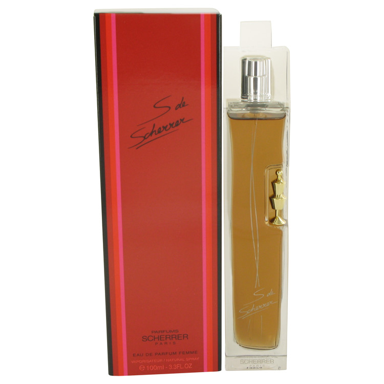S De Scherrer by Jean Louis Scherrer Eau De Parfum Spray 3.4 oz for Women