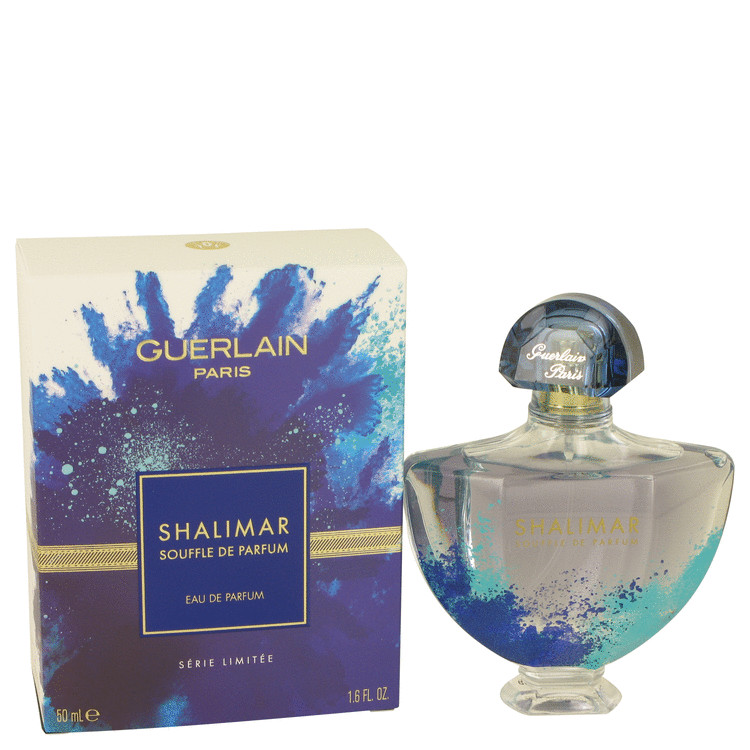 Shalimar Souffle De Parfum by Guerlain 1.7 oz Eau De Parfum Spray for Women