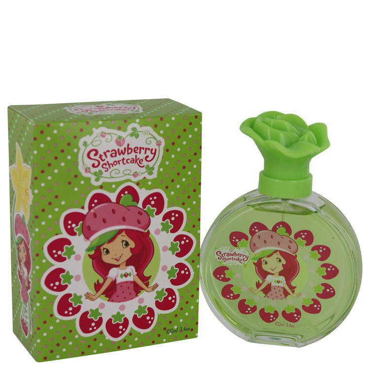 Strawberry Shortcake by Marmol & Son 3.4 oz Eau De Toilette Spray for Women