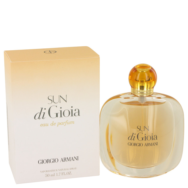 Sun Di Gioia by Giorgio Armani 1.7 oz Eau De Parfum Spray for Women
