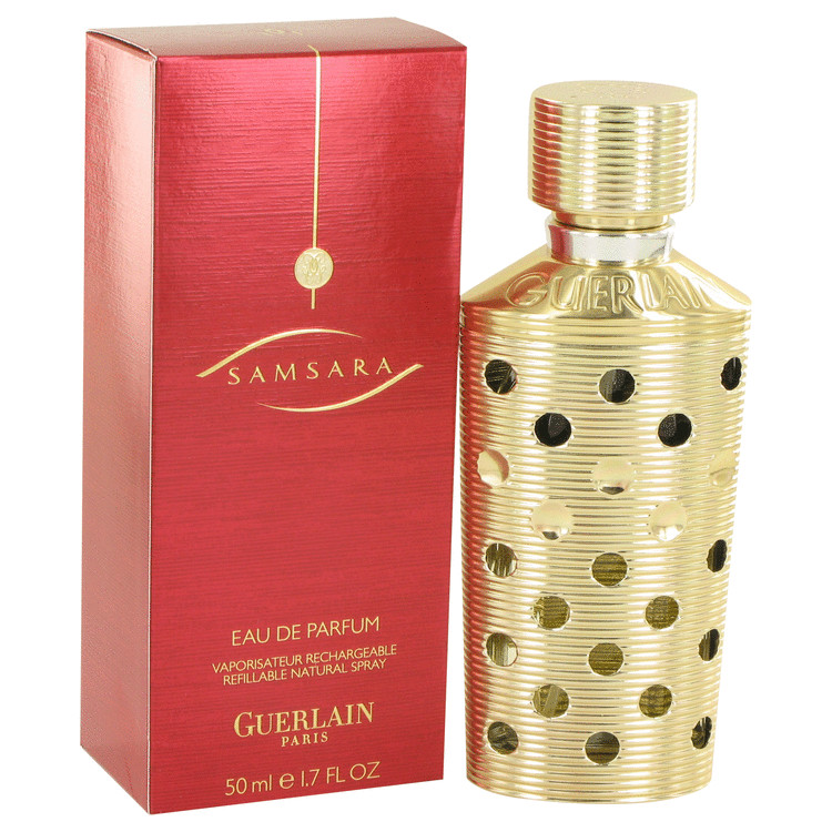 Samsara by Guerlain 1.7 oz Eau De Parfum Spray Refillable for Women