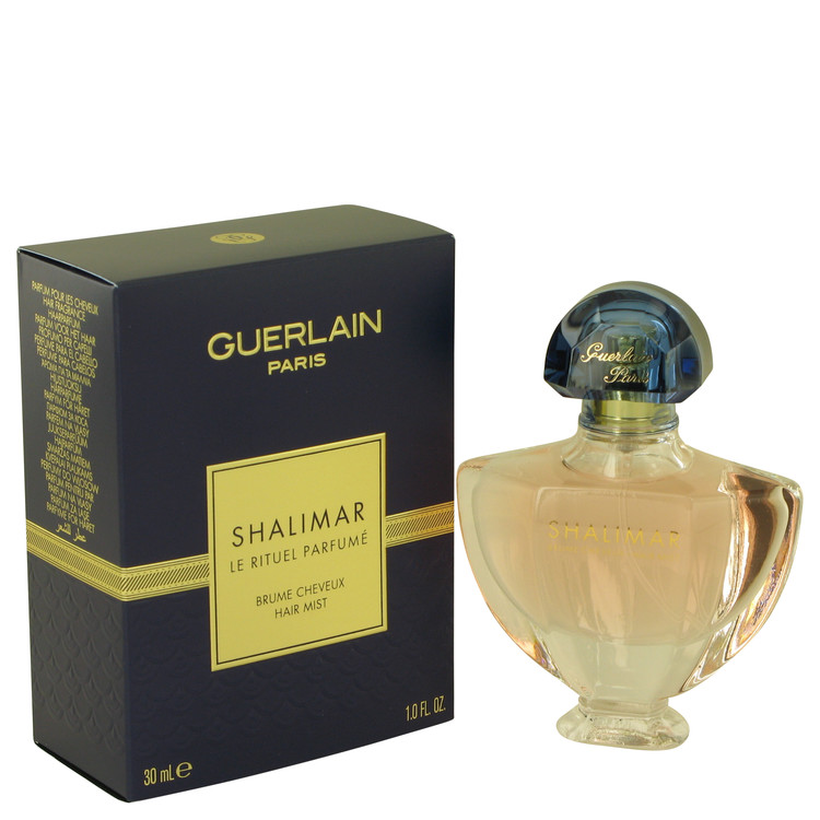 Shalimar by Guerlain 1 oz Perfume Hair Mist Spray for Women