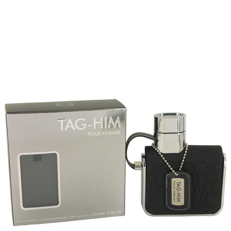 Armaf Tag Him by Armaf 3.4 oz Eau De Toilette Spray for Men