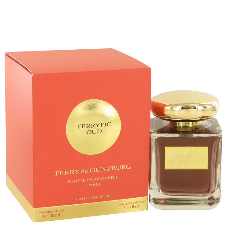 Terryfic Oud by Terry De Gunzburg 3.3 oz Eau De Parfum Spray for Women