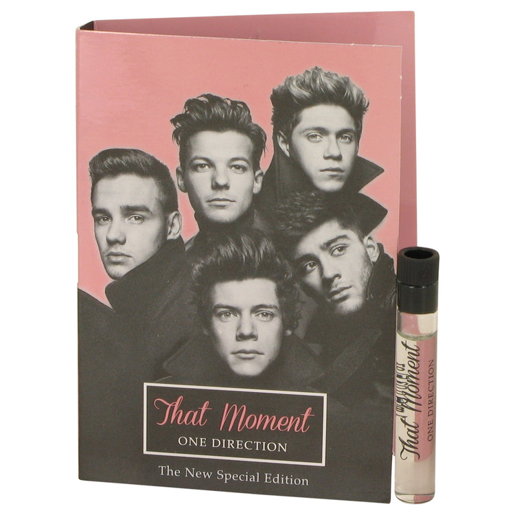That Moment by One Direction 0.03 oz Vial for Women