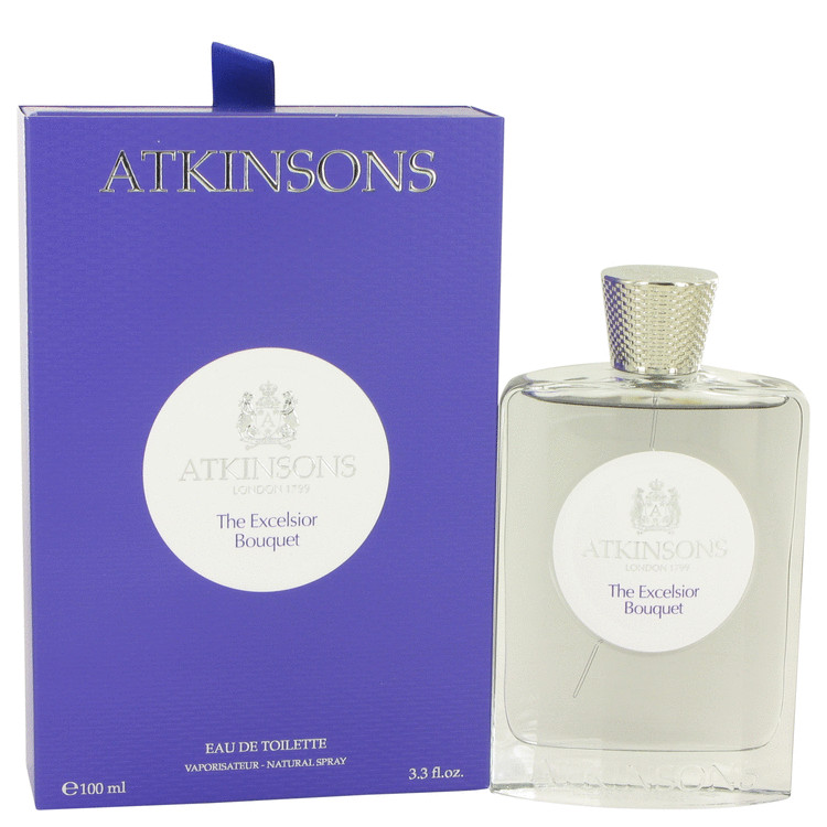 The Excelsior Bouquet by Atkinsons 3.3 oz Eau De Toilette Spray for Women