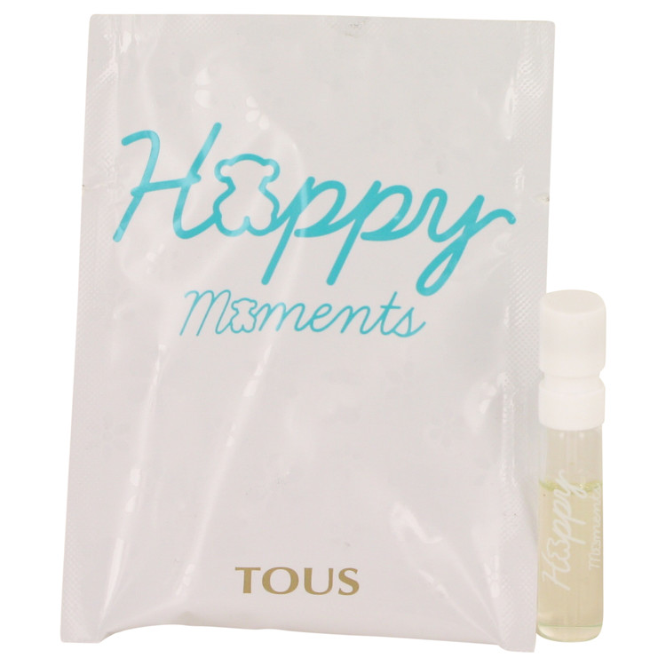 Tous Happy Moments by Tous Vial (sample) .05 oz for Women