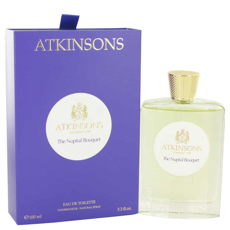 The Nuptial Bouquet by Atkinsons 3.4 oz Eau De Toilette Spray for Women