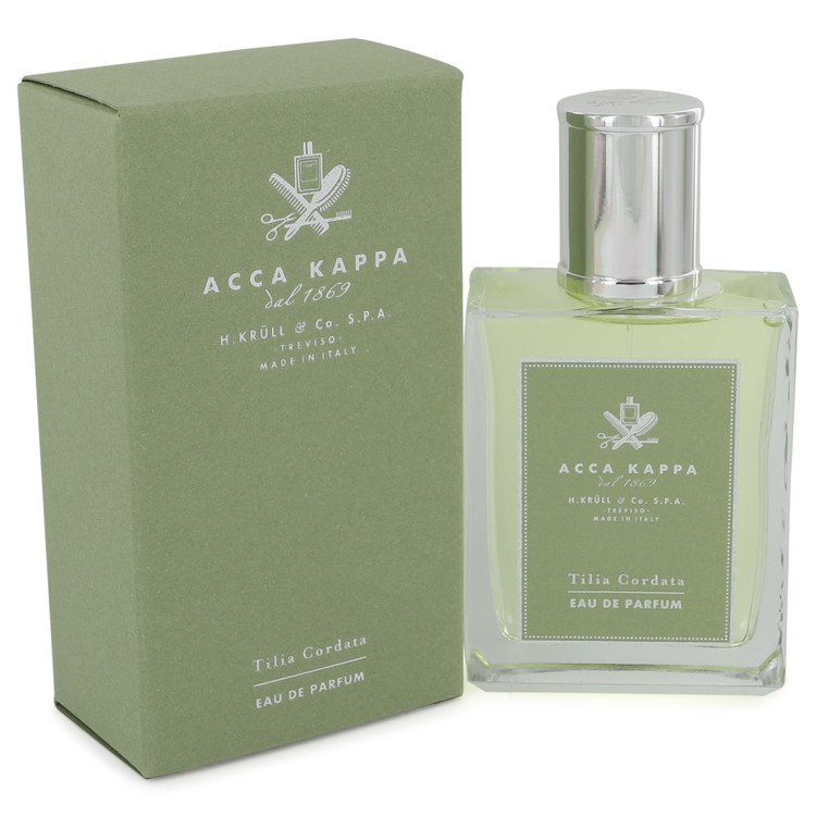 Tilia Cordata by Acca Kappa 3.3 oz Eau De Parfum Spray for Women