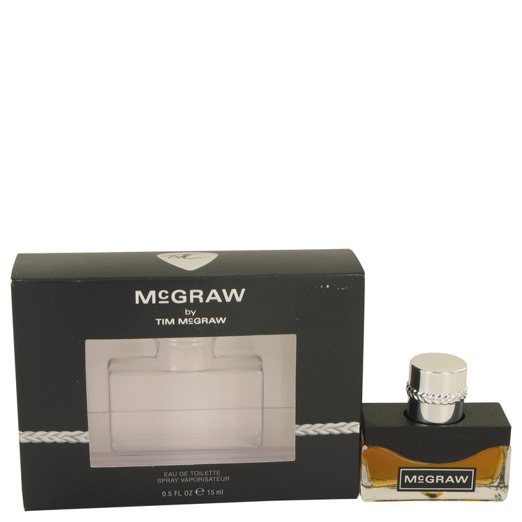 McGraw by Tim McGraw Eau De Toilette Spray .5 oz for Men