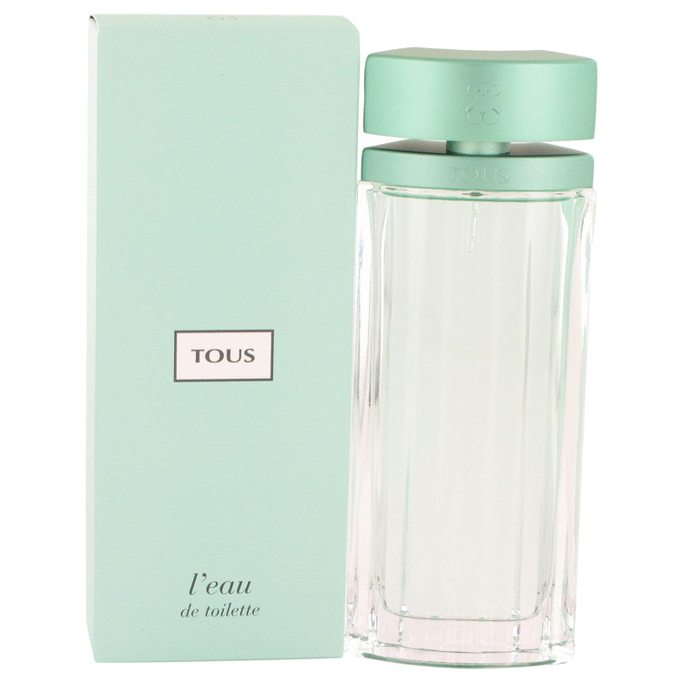 Tous L'eau by Tous 3 oz Eau De Toilette Spray for Women