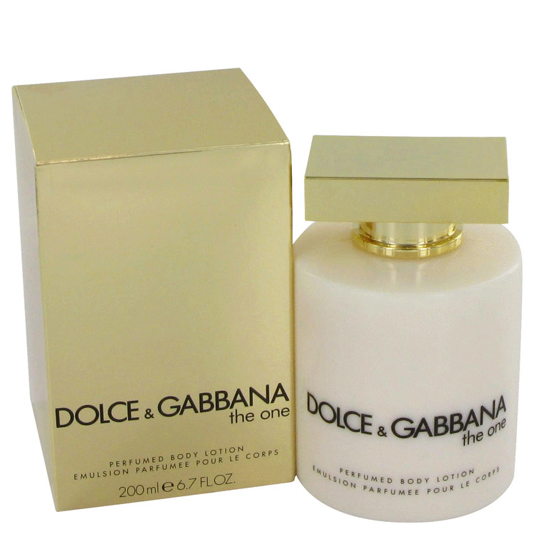 The One by Dolce & Gabbana Body Lotion 6.7 oz for Women